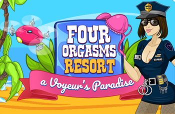 Four Orgasms Resort